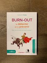 Livre « Burn-out : le détecter et le prévenir »
